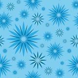 Stars el modelo inconsútil para el fondo, wallpaper cualquier tela Foto de archivo