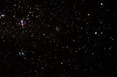 Stars and galaxy sky royalty free stock images