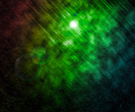 Stars Green Universe Background Royalty Free Stock Image