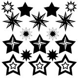 Stars icon Stock Images