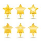 Stars Icons Stock Photos
