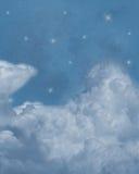 Stars il cielo Fotografie Stock Libere da Diritti