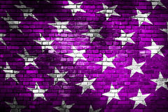 Stars il fondo Immagine Stock Libera da Diritti