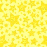 Stars le fond Images libres de droits