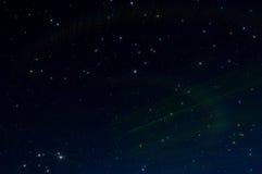 Stars lo spazio del cielo Immagini Stock