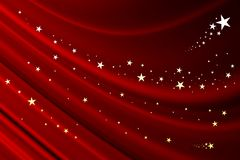 Stars and magic background Stock Photos