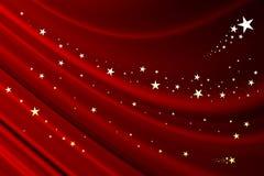 Stars and magic background Stock Photos