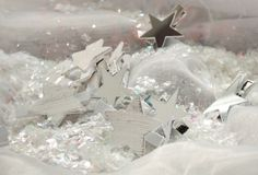 Stars for magical Christmas Royalty Free Stock Photography