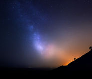 Stars, milky way Stock Images