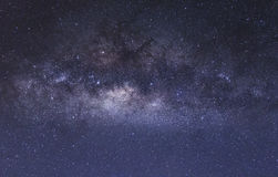 Stars and the milky way in the sky royalty free stock images