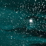Stars nebula Royalty Free Stock Photography