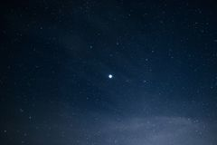 Stars during Nigh Time Royalty Free Stock Photo