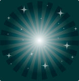 Stars night Royalty Free Stock Images