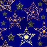 Stars at night Royalty Free Stock Image