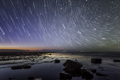 Stars night Stock Image