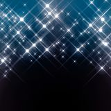 Stars in the night sky Royalty Free Stock Photos