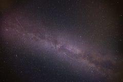 Stars in the night sky. Stock Image