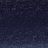 Stars in the night sky Royalty Free Stock Photo