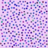 Stars o fundo Foto de Stock