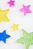 Stars o fundo Fotos de Stock