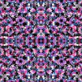 Stars o fundo abstrato colorido Fotos de Stock