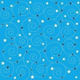 Stars pattern Royalty Free Stock Photos