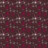 Stars pattern Royalty Free Stock Photography