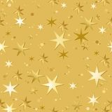 Stars Pattern Royalty Free Stock Image