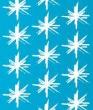 Stars pattern. Royalty Free Stock Photography