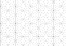Stars pattern background retro vintage design Stock Images
