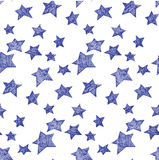 Stars pattern Stock Photos