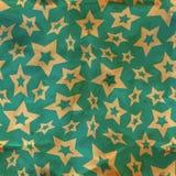 Stars. Seamless pattern. Royalty Free Stock Photos