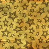 Stars. Seamless pattern. Stock Photo