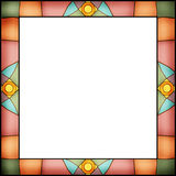 Stars seamless pattern retro background Royalty Free Stock Photo