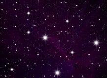 Stars sky Stock Image