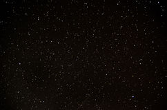 Stars in sky Stock Photo