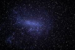 Stars in space Royalty Free Stock Photography