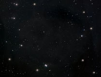 Stars in space Royalty Free Stock Image