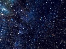 Stars space Stock Photography