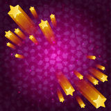 Stars space abstraction Stock Photos