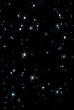 Stars space background Stock Photography