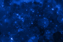 Stars in Space Background Stock Images