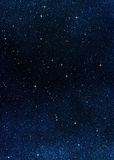 Stars in space or night sky Stock Photos
