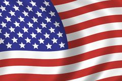 Stars & Stripes Royalty Free Stock Image