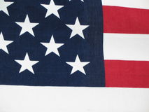 Stars and Stripes. The American flag Royalty Free Stock Images