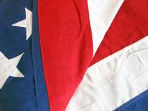 Stars & Stripes Royalty Free Stock Photo