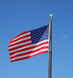 The Stars and Stripes American Flag Royalty Free Stock Photography