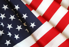 Stars and stripes Stock Images