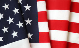 Stars and stripes Royalty Free Stock Photos