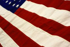 Stars and Stripes - A symbol of Freedom Stock Photos